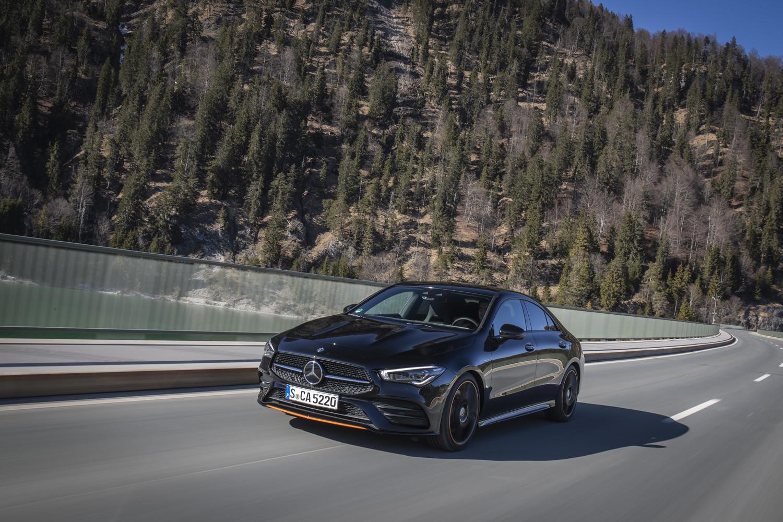 Foto de Mercedes-Benz CLA Coupé 2019, toma de contacto (173/248)