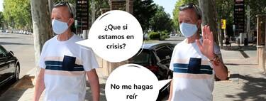 """José Ortega Cano aclara tajante los rumores de su """"crisis matrimonial"""" con Ana María Aldón"""