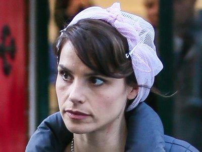 Charlotte Riley será Kate Middleton en televisión