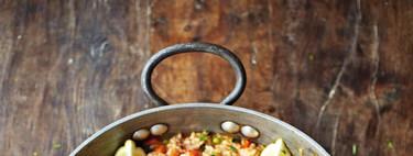 Jamie Oliver mete la gamba (y el chorizo) al hacer su versión de la paella