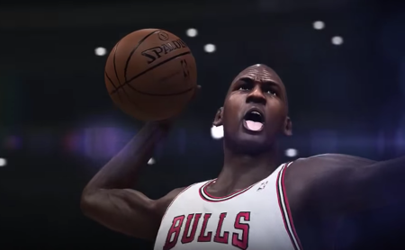 NBA 2K17 incluirá a los jugadores del 'Dream Team' de 1992 de Estados Unidos
