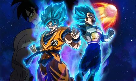 'Dragon Ball Super: Broly' llegará en enero a las salas de cine en México