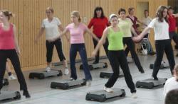 Intensidad en clases coreografiadas