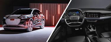 El Audi Q4 e-tron empieza a anunciar detalles: espacio de Q7, pero talla de Q5