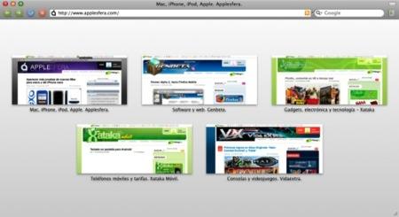 Camino 2.0b1, la evolución del navegador alternativo a Firefox para Mac