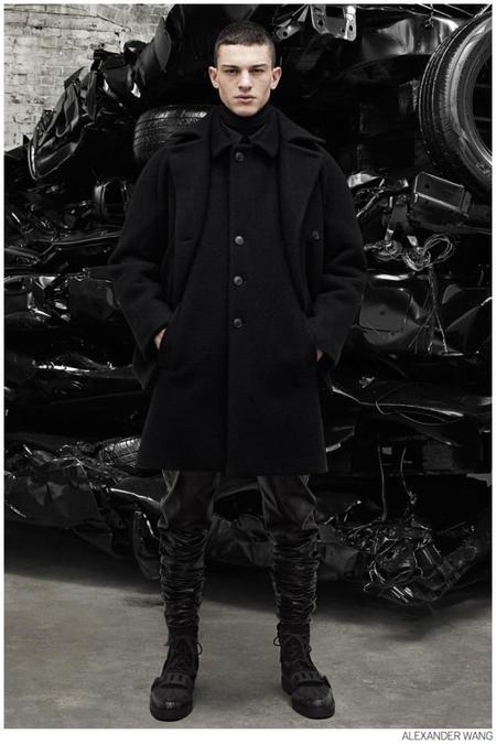 Alexander Wang Fall Winter 2014 Mens Collection 005