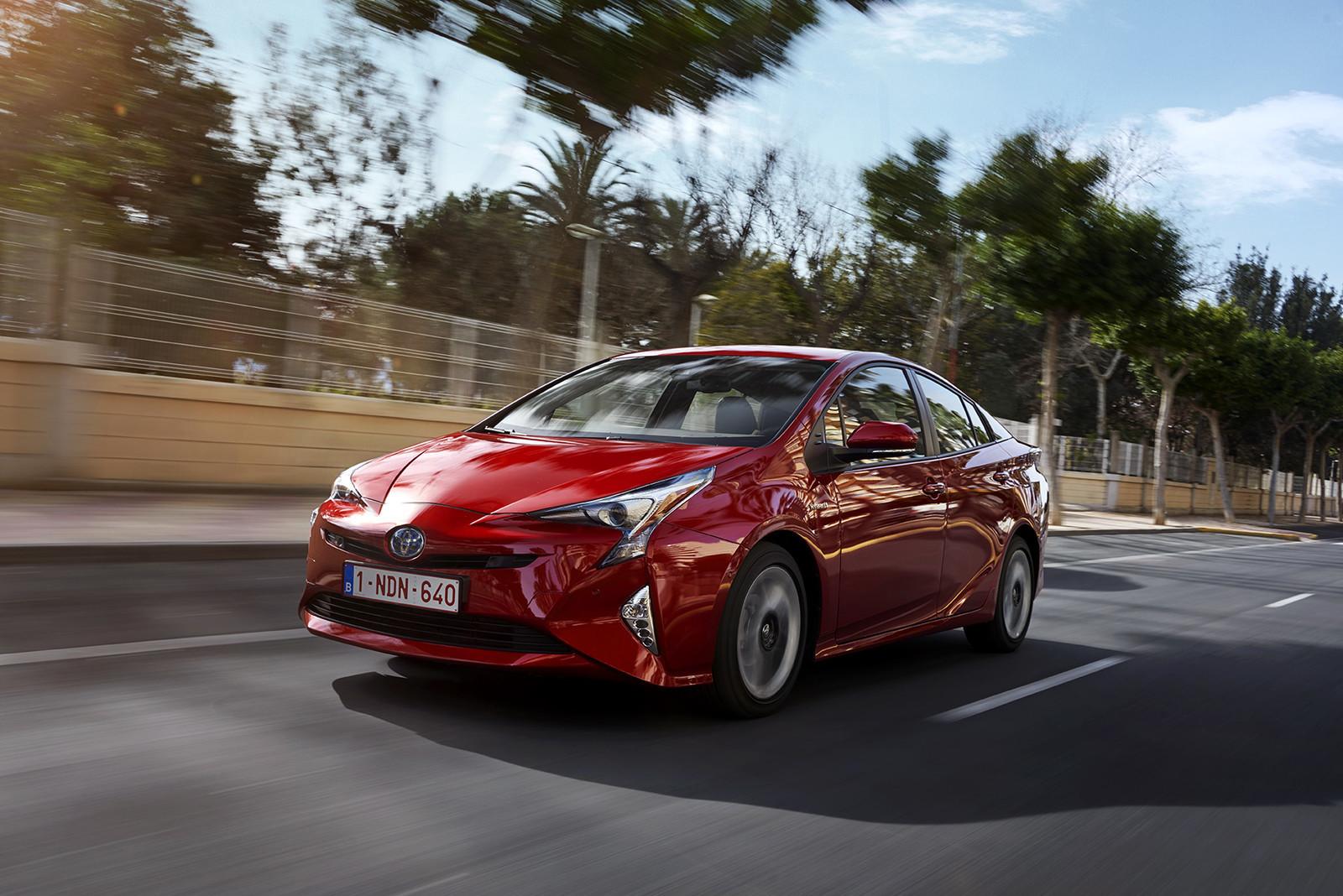 Foto de Toyota Prius 2016 (24/90)