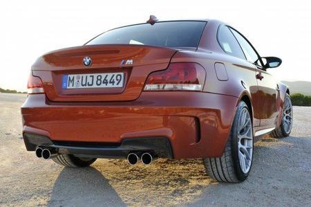 El BMW Serie 1 M Coupé costará 56.500 euros en España