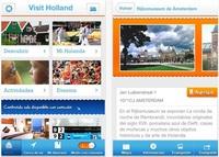 Aplicaciones viajeras: Visit Holland