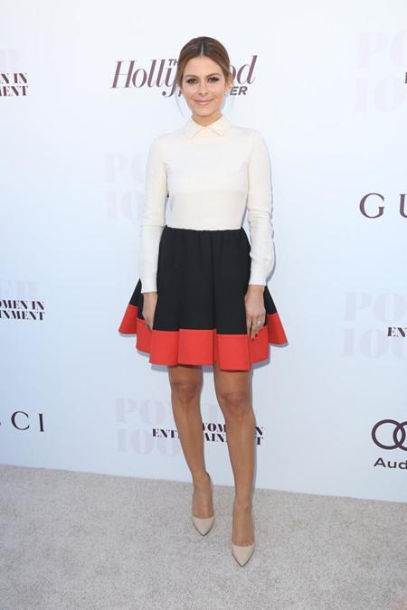 Emma Stone Nikki Reed Valentino