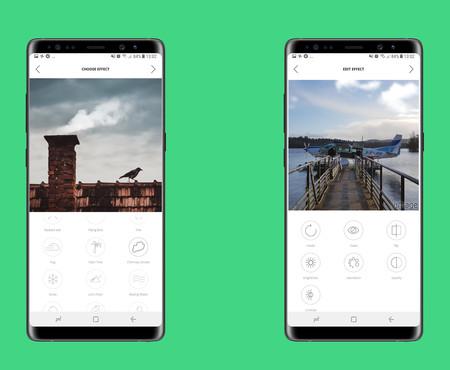 Vimage: una app para darle vida a cualquier foto añadiendo una pequeña animación