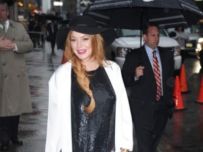 Una mala sinfonía al piano... la de Lindsay Lohan
