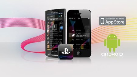 Sony lanza la aplicación PlayStation para iPhone y Android