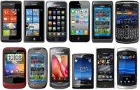 Comparativa precios de móviles más destacados para la campaña de navidad 2010