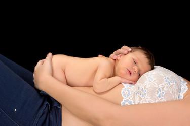¿Ya he salido de la barriga? Cómo lograr que el recién nacido esté calmado