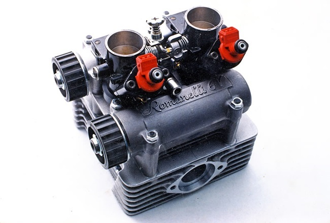 Culata 6V para Ducati