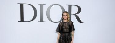 Todas las celebrities del 'front row' del desfile de Dior