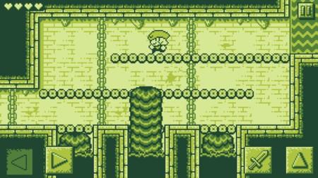 Tiny Dangerous Dungeons es un metroidvania con estética GameBoy capaz de engancharte