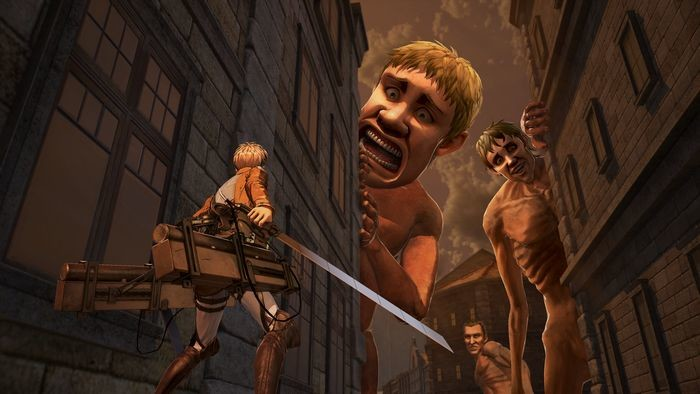Foto de Attack on Titan 2 (1/9)