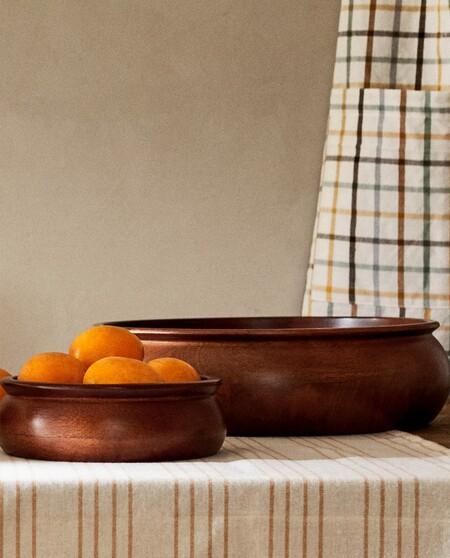 Bowl de madera