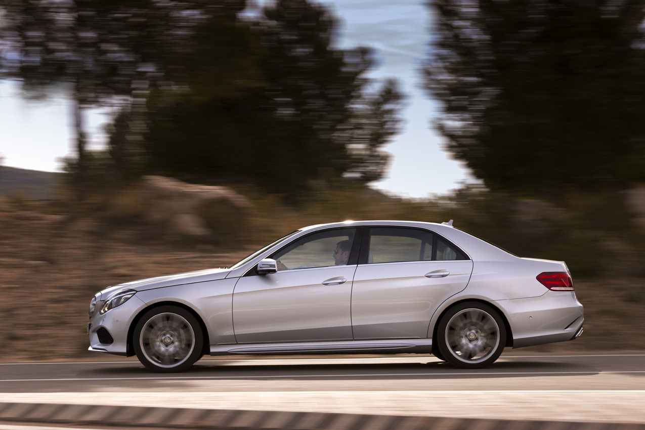 Foto de Mercedes-Benz Clase E 2013 (presentación) (5/48)