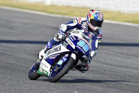 Jorge Martín es el más rápido del viernes en Moto3 con un claro dominio español en Assen