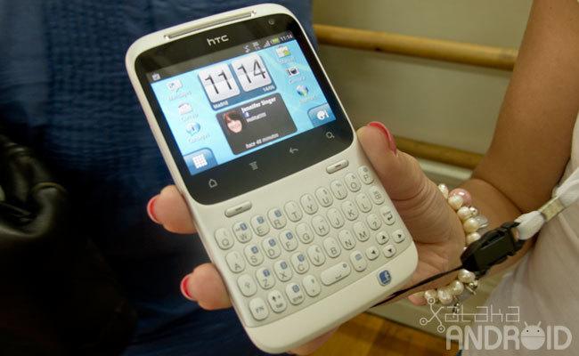 Foto de HTC ChaChaCha (1/9)