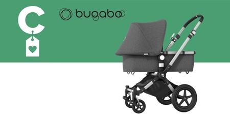 El Corte Inglés tiene rebajado un 30% este carrito de bebé Bugaboo con el que puedes ahorrarte más de 250 euros