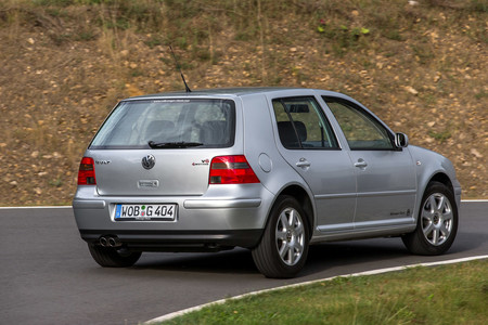 Las 7 generaciones del Volkswagen Golf, cara a cara