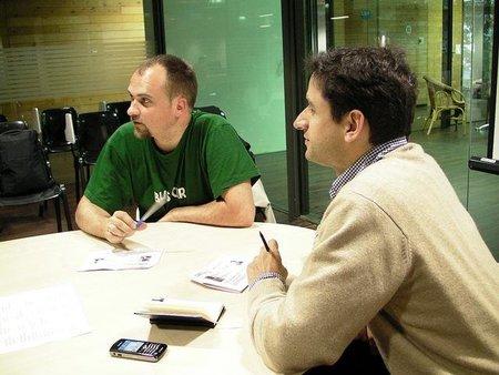 Nueva red de mentores para Madrid
