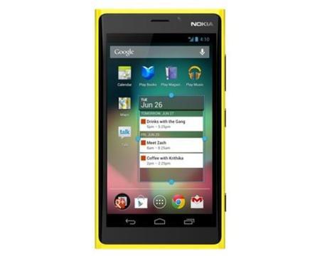 Nokia Android1