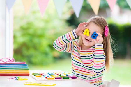 Más de 20 juegos y ejercicios divertidos para iniciar a los niños en la lectoescritura