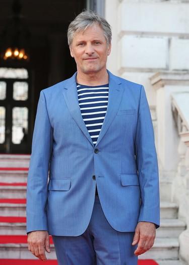 Viggo Mortensen y el perfecto estilo marinero para el verano