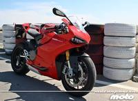 Ducati 1199 Panigale S, pueba (conducción en ciudad y autopista)