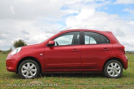 Nissan Micra CVT Perfil