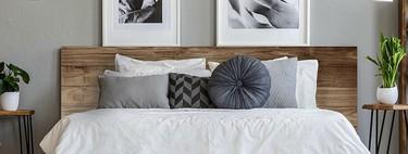 Toca elegir cabecero de cama: 17 ideas para inspirarte