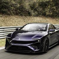Gumpert Nathalie es el primer coche eléctrico con pila de metanol: un deportivo que promete más de 800 km de autonomía
