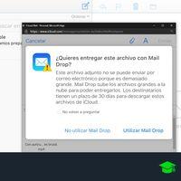 Mail Drop: qué es y cómo utilizarlo en tu iPhone o iCloud Mail