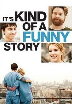 Its Kind Of A Funny Story Poster