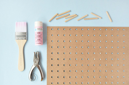 Mixbook Pegboard Supplies 690