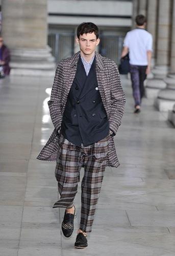 Dries Van Noten, Primavera-Verano 2010 en la Semana de la Moda de París