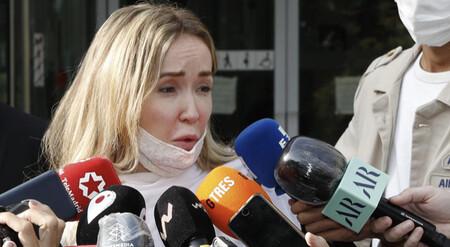 La mujer de Josep Maria Mainat se libra de la cárcel pero tiene prohibido acercarse a sus hijos
