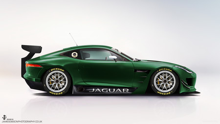 Jaguar F-Type GT4