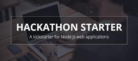 """Hackathon Starter, el """"lanza-hackathones"""""""