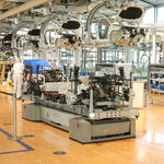 Un 21% menos de coches fabricados: la crisis de los chips está hundiendo nuestra industria automovilística