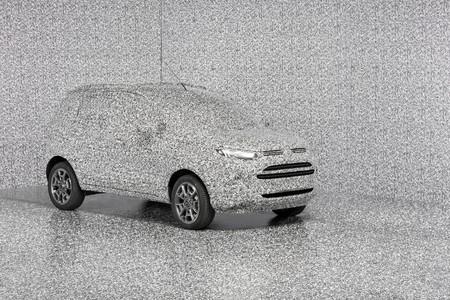 """Así es como el camuflaje """"mágico"""" de Ford evitará que hagas fotos espías de sus autos"""