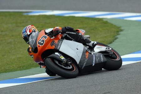 KTM ya probó suerte en MotoGP en 2005, pero la jugada le salió mal, muy mal