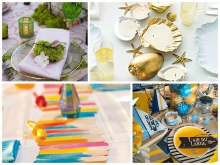 7 ideas originales para tu mesa de verano