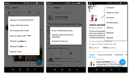 Twitter Compartir