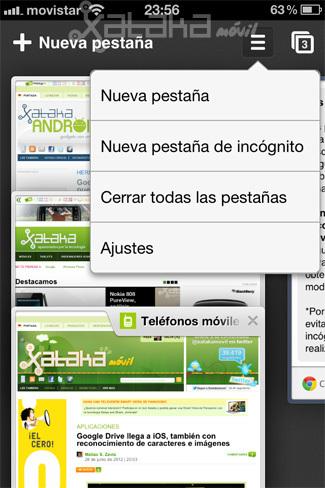 Foto de Google Chrome en iOS (12/15)